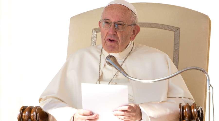 Resultado de imagen para papa audiencia
