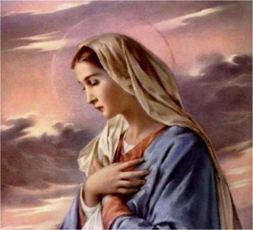 Resultado de imagen para imagenes virginidad de maria